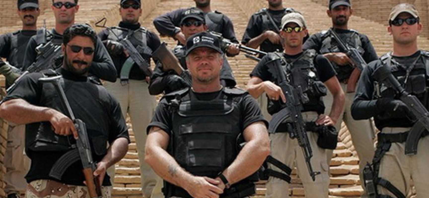 ABD´nin Suriye´nin kuzeydoğusundaki Araplardan oluşacak orduyu Blackwater  kuracak - Dünya Fotoları12 - | AKŞAM