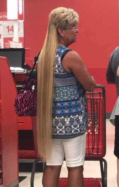Dünyanın en garip saç stilleri