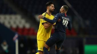 Devler Ligi'nde ortalık karıştı, Emre Can ve Neymar birbirine girdi