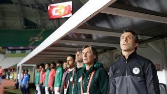 Bülent Korkmaz'dan Konyaspor - Fenerbahçe maçında tarihi başarı