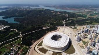 Adana'nın yeni stadı bu yıl açılıyor