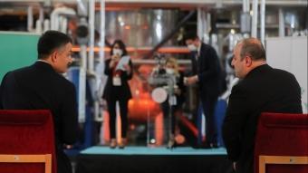 Bakan Varank, LIVZYM Biyoteknoloji'nin resmi açılış törenine katıldı