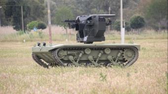 İnsansız mini tank seri üretime başlıyor