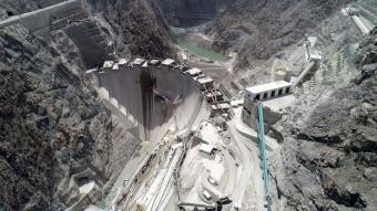 Yusufeli Barajı'nda sona yaklaşıldı! 2,5 milyon kişinin elektrik ihtiyacını karşılayacak