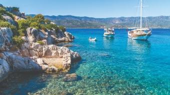 Tatile gitmeden mutlaka bakmanız gereken 6 cennet koyu