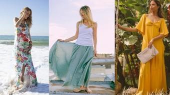 2020 yaz sokak modası trendi: Akışkan ve rahat elbiseler