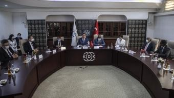 Türkiye ile Cibuti arasında iş birliği mutabakatı imzalandı