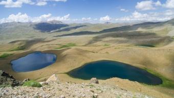 Katır Göller doğası ve güzelliğiyle göz kamaştırıyor