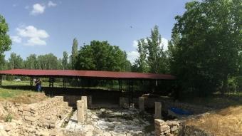 Konya'nın tarihi mekanları Avrupa'da görücüye çıkıyor