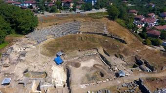 ''Batı Karadeniz'in Efes'i'' tüm ihtişamıyla gün yüzüne çıkıyor