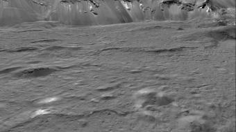 Dünya'ya en yakın cüce gezegen Ceres'te hayat olabilir