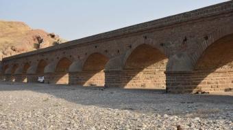 Kerkük'te tarihi Osmanlı Köprüsü, 137 yıldır ecdadın mirasını yaşatıyor