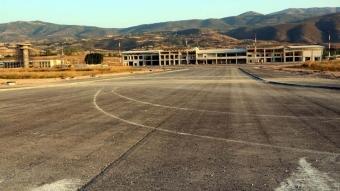 Tokat'ta yeni havaalanı inşaatının yüzde 82'si tamamlandı