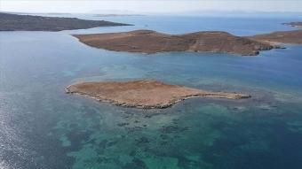 Taşlı Ada 'kesin korunacak hassas alan' ilan edildi