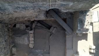 Amida Höyük'te yapılan kazılarda 1800 yıllık kalorifer sistemi bulundu