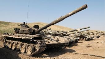 İşgalci Ermenistan askerleri araçları ve silahları bırakarak kaçtı