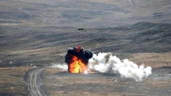 Türkiye ateş gücünü dünyaya gösterdi! İşte Ateş Serbest-2020 faaliyetinden ilk kareler