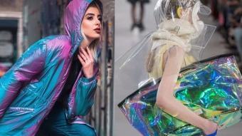Modada yeni trend: Holografik tasarımlar