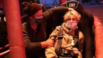 Kapadokya'da duygulandıran uçuş! Engelli kızın hayali gerçek oldu