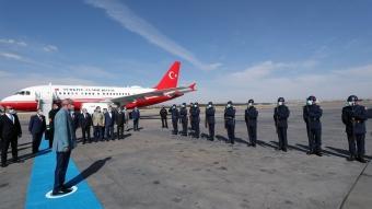 Başkan Erdoğan, Kayseri'de