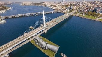 ''Dünyanın en büyük insan zinciri'' İstanbul'dan geçiyor