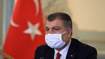 Sağlık Bakanı Koca başkanlığında İstanbul'daki salgınla mücadele çalışmaları değerlendirildi