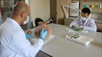 Binlerce yıllık tarihi eserler Diyarbakır'da restore ediliyor