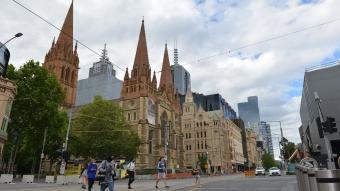 Avustralya'nın Melbourne eyaletinde Kovid-19 yasakları bu gece kısmen kaldırılıyor