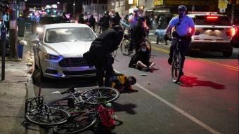 Amerika sokakları yeniden karıştı