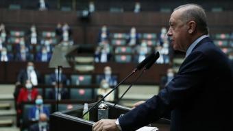 Başkan Erdoğan, AK Parti'nin TBMM Grup Toplantısına katılarak konuşma yaptı