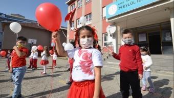 29 Ekim Cumhuriyet Bayramı'nın 97. yıl dönümü Türkiye'nin dört bir yanında böyle kutlanıyor