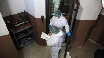Koronavirüs hastalarından filyasyon ekibine ilginç davet