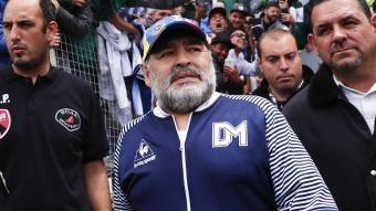 Diego Maradona dünya basınında
