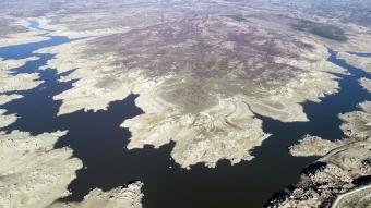 Edirne'nin içme suyu kuraklık nedeniyle yüzde 3'e düştü! 36 saatlik kesinti