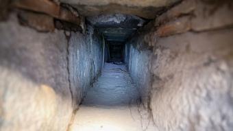Diyarbakır'da Roma dönemine ait 1800 yıllık atık su kanalı bulundu