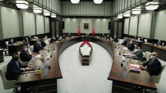 Başkan Erdoğan, Kabine Toplantısı'na başkanlık etti.
