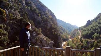 Kont Dracula ile anılan Eğrigöz Kalesi ile İkitaş Kanyonu turizme kazandırılıyor