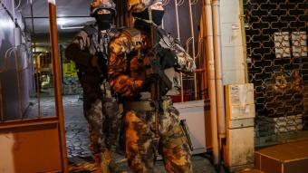 İstanbul'da silahlı suç örgütüne yönelik operasyon