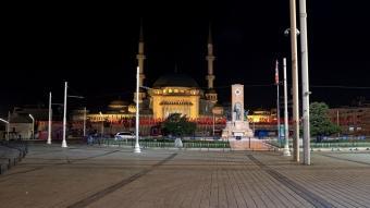 İstanbul sessizliğe büründü