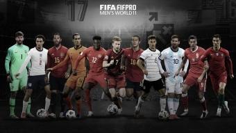 FIFA yılın en iyi 11'i belli oldu