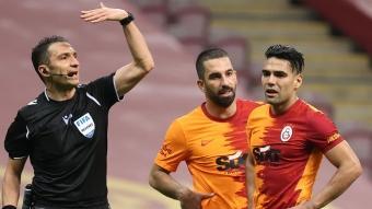 Falcao sonunda Galatasaray yönetimini de çıldırttı