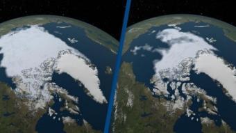 NASA'dan dünyayı endişelendiren paylaşım! İşte iklim değişikliğinin etkileri