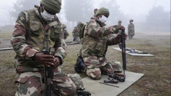 MSB'den Somalili askerlere komando eğitimi