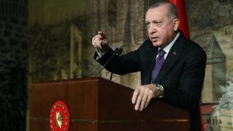Başkan Erdoğan, DEİK Yönetim Kurulu üyelerini kabul etti