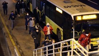 Kısıtlamaların sona ermesiyle İstanbul'da hareketlilik başladı