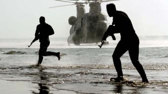 İran Ordusu, Umman Denizi'nde askeri tatbikat başlattı