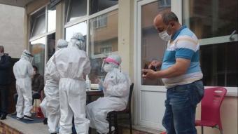 Rize'de gizlenen temaslılara karşı yeni önlemler uygulanmaya başlandı