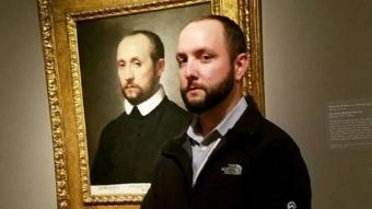 Sanat müzesindeki ziyaretçileri şaşkına çeviren benzerlikler