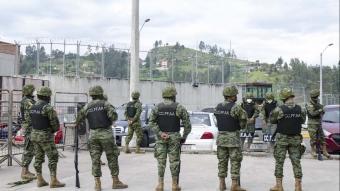 Ekvador'da, hapishanede çıkan isyanda ölen mahkumların sayısı 75'e yükseldi
