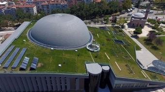 Dünyanın en büyük tam panoramik müzesi 1 milyon ziyaretçi ağırladı